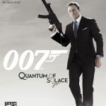 James Bond 007  Quantum of Solace Full Español