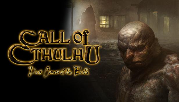 Call of Cthulhu Dark Corners of the Earth Full Español