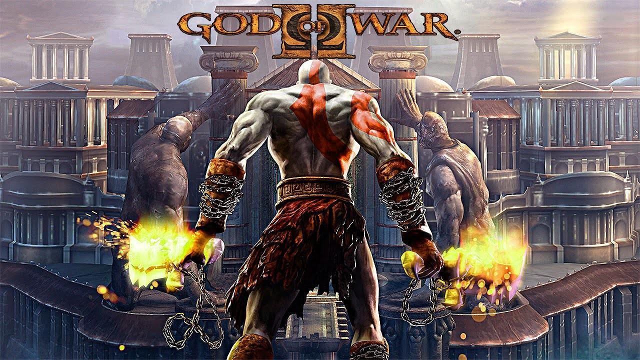 God of war II Full Español