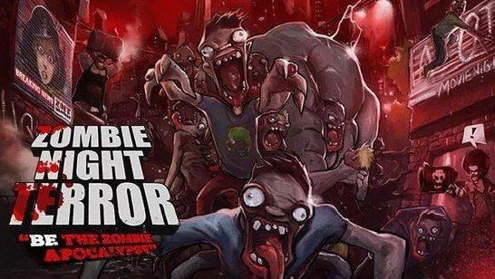 Zombie Night Terror Full Español