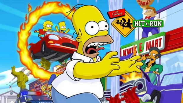 The Simpsons Hit & Run Full Español