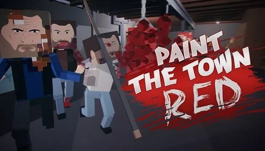 Paint The Town Red Full Español