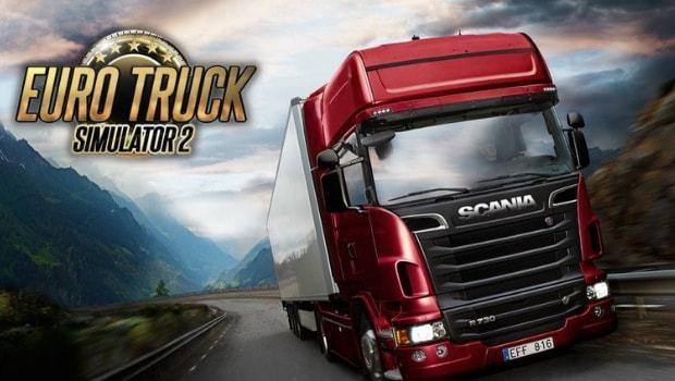 Euro truck Simulator 2 Full Español