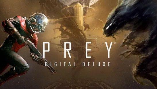 Prey Deluxe Edition Full Español