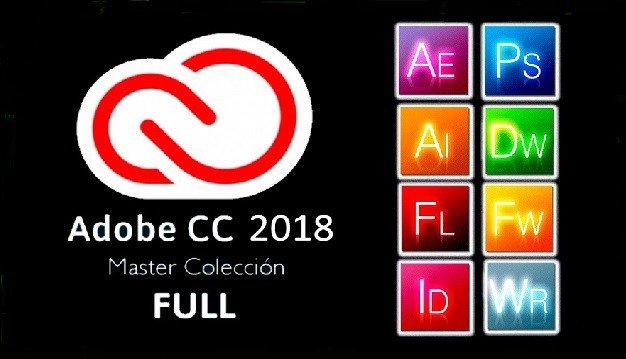 ADOBE CREATIVE CLOUD 2018 + ACTIVADOR