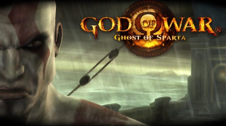 God of War Ghost of Sparta Full Español
