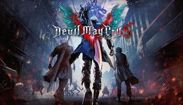 Devil May Cry 5 Deluxe Edition Full Español