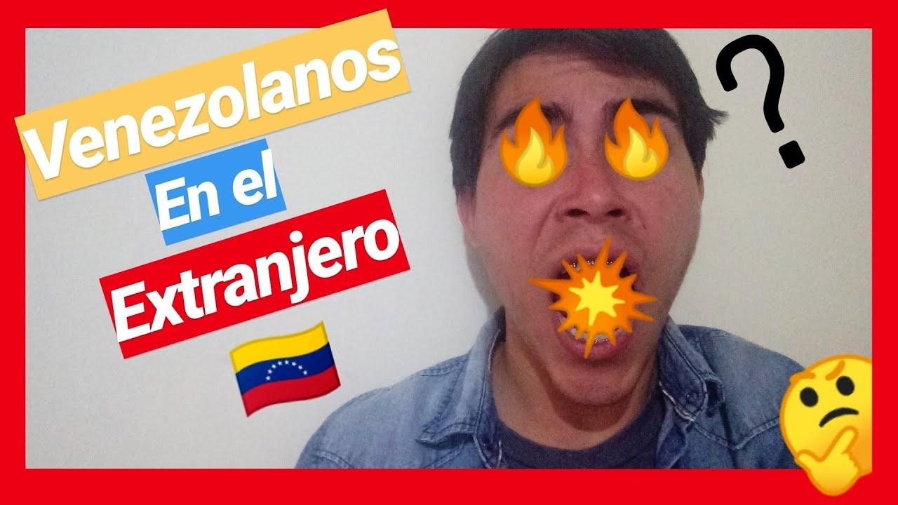 Hablemos sobre los venezolanos en el Extranjero ¡¡ MI PRIMER VLOG ¡¡ 🇻🇪