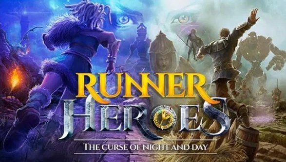 RUNNER HEROES: The Curse of Night and Day Full Español