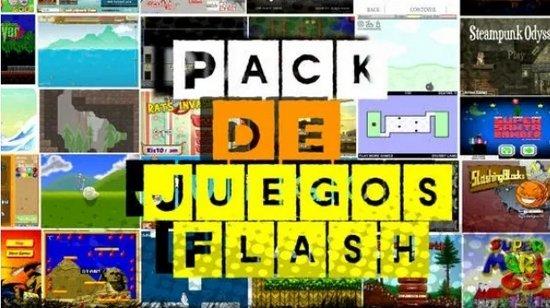PACK DE JUEGOS FLASH