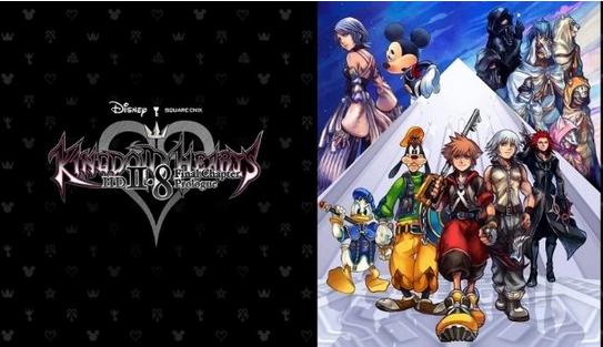 Kingdom Hearts HD 2.8 Full Español